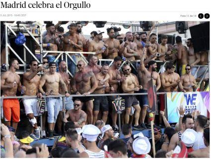 Orgullo gay 2015